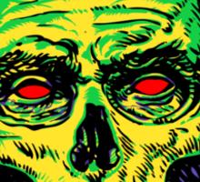 Abraham Skelincoln Sticker