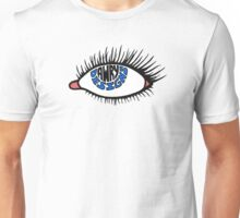 Awry Designs Eye Unisex T-Shirt