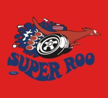 Super Roo Kids Tee