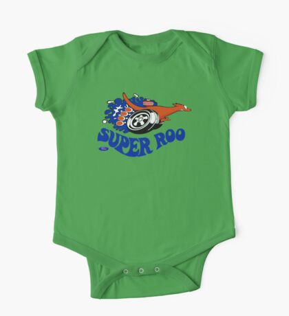 Super Roo One Piece - Short Sleeve