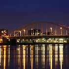 Deventer Bridge by marcovw