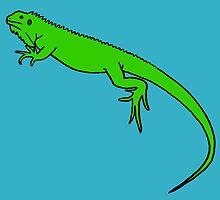 I Want an Iguana by alannarwhitney