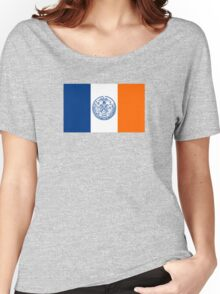 Flag of New York City  Women's Relaxed Fit T-Shirt