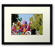 Soundsational Princess Framed Print