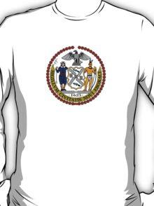 Seal of New York City  T-Shirt
