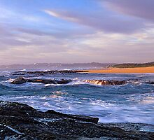 Spoon Bay, Central Coast, NSW by Matt  Lauder