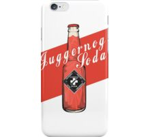 Juggernog Soda - Poster iPhone Case/Skin