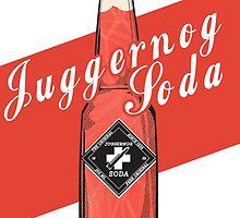 Juggernog Soda - Poster by CallumGardiner