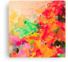 La Rochelle-Abstract Canvas Print