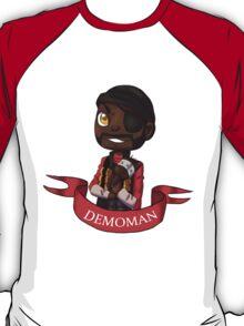 Chibi Demoman RED T-Shirt