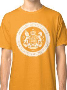 Secret Service Crest Classic T-Shirt