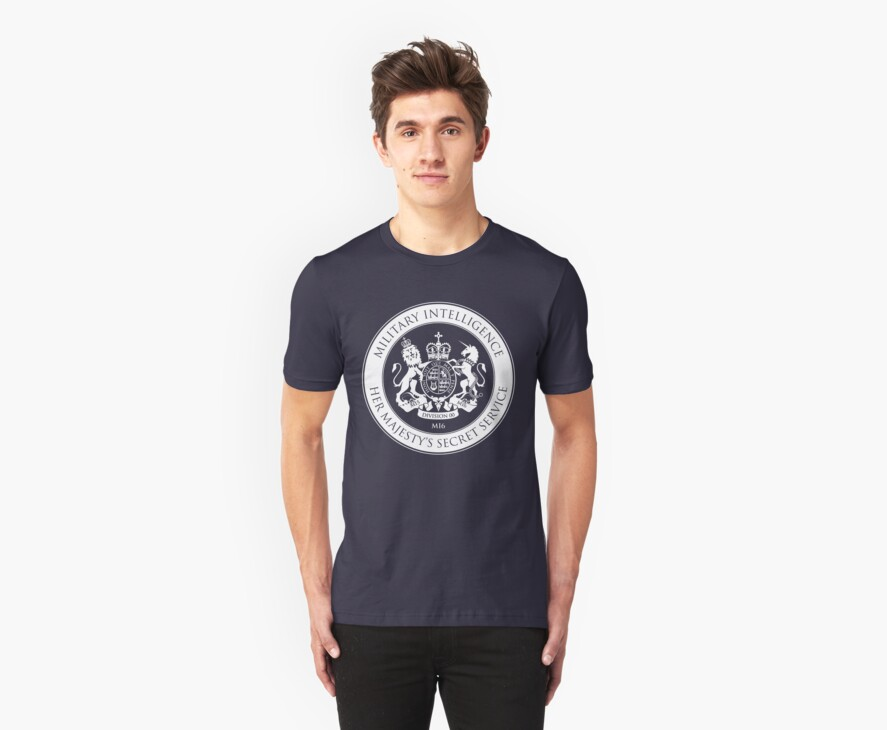 Secret Service Crest by bengrimshaw