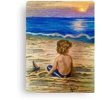 Summer Daydreams Canvas Print