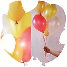 Celebration Balloons by Olga Sotiriadou