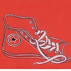 Converse-Ation Piece! by MagsWilliamson