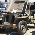 Ford GPW 1945 by Tom McDonnell