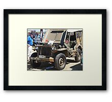 Ford GPW 1945 Framed Print