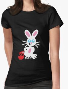 Cute but Deadly Womens Fitted T-Shirt