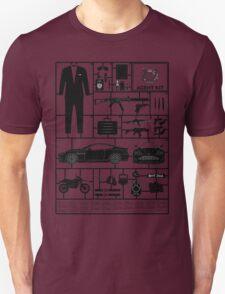 Secret Agent Kit T-Shirt