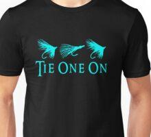 TIE ONE ON Unisex T-Shirt