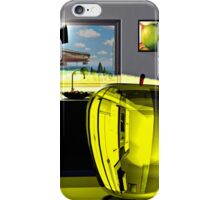 Toast to Rene Magritte iPhone Case/Skin