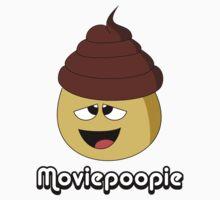 Moviepoopie Official Pooples Merchandise One Piece - Short Sleeve