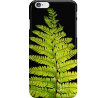 Fern Leaf iPhone Case/Skin