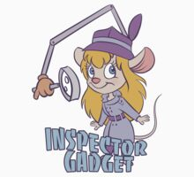 Inspector Gadget One Piece - Short Sleeve