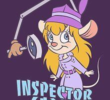 Inspector Gadget by Ellador