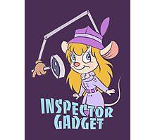 Inspector Gadget Photographic Print