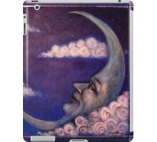 cozy moon iPad Case/Skin