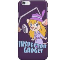 Inspector Gadget iPhone Case/Skin