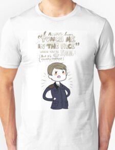 John Watson Quote T-Shirt