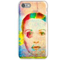Homage to Georges Seurat iPhone Case/Skin