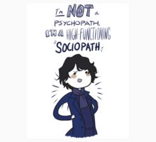 Sherlock Quote Kids Clothes