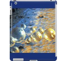 Water-rising. iPad Case/Skin