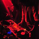 Red DJ's by markfalmouth