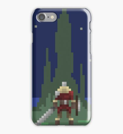 Facing the Challenge iPhone Case/Skin