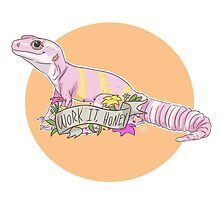 Pickup Geckos - Work it, Honey by bkenney