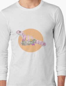 Pickup Geckos - Work it, Honey Long Sleeve T-Shirt