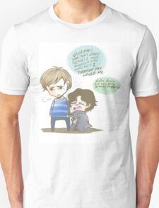 Sherlock is a Drama Queen T-Shirt