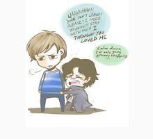 Sherlock is a Drama Queen Unisex T-Shirt