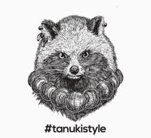 Tanuki Raccoon Dog T-Shirt