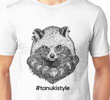 Tanuki Raccoon Dog Unisex T-Shirt