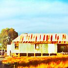The Old Shearing Shed 1 by Deborah McGrath