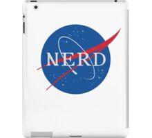NASA Nerd iPad Case/Skin
