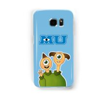 Terri and Terry Monsters University Samsung Galaxy Case/Skin