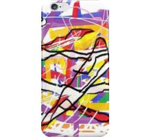 Ecstatic Dancers (original version) iPhone Case/Skin