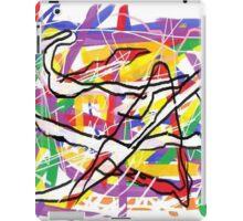Ecstatic Dancers (original version) iPad Case/Skin