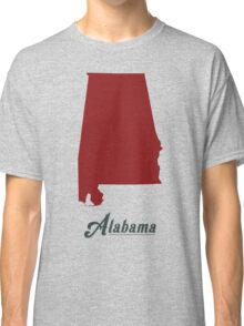 Alabama - States of the Union Classic T-Shirt